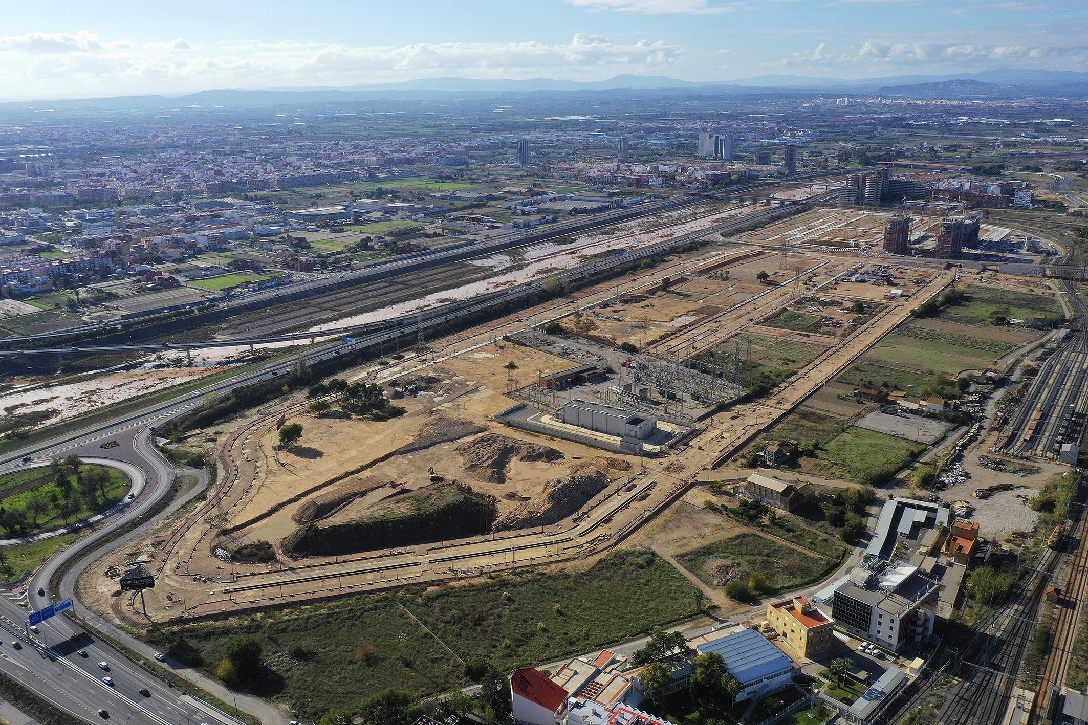 Urbanización Sector Sur FSL