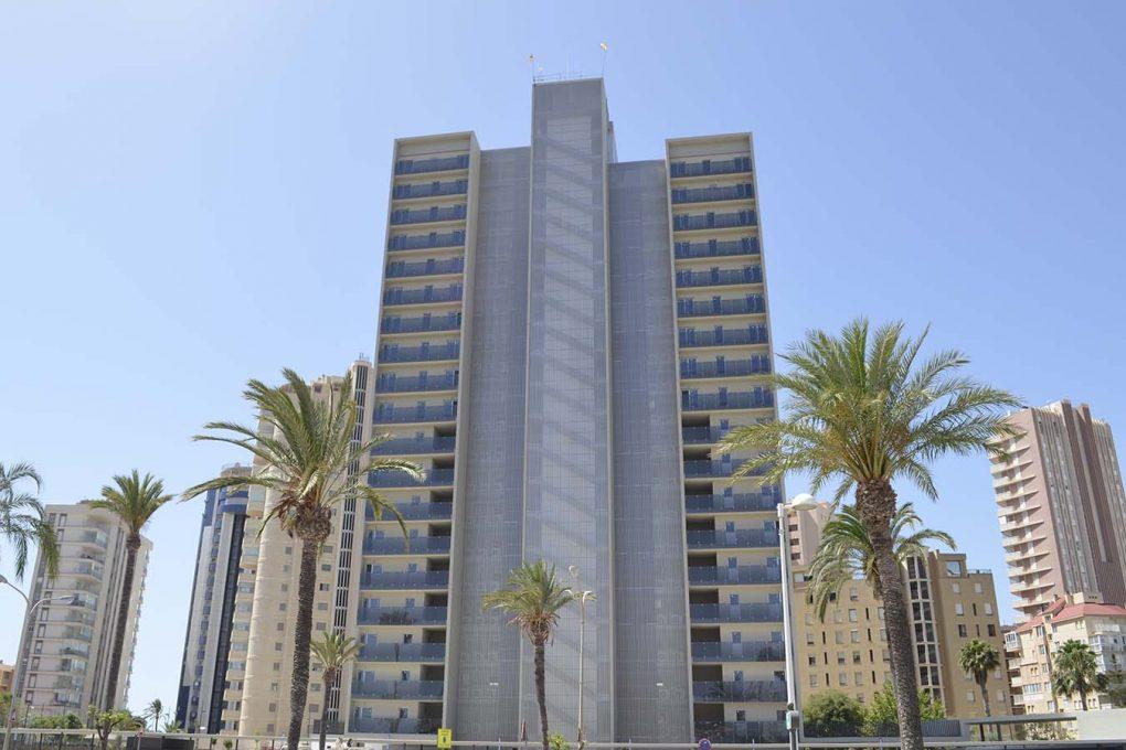 Torre Apartamentos Calpe