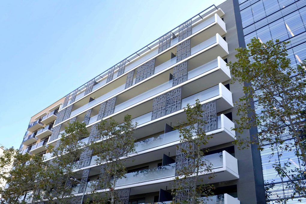 Residencial Avd. Diagonal - Barcelona