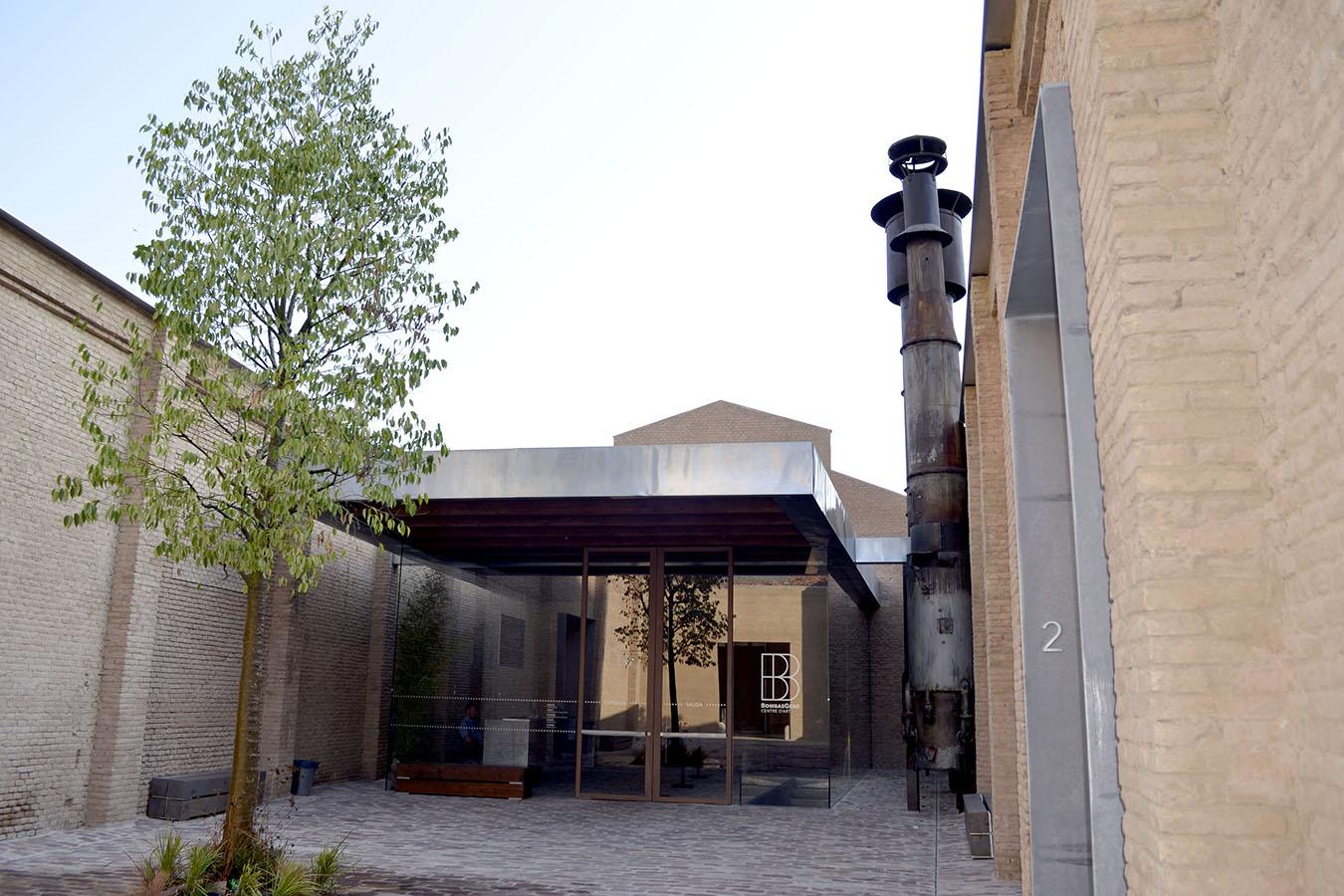 Centro Arte Bombas Gens (València)