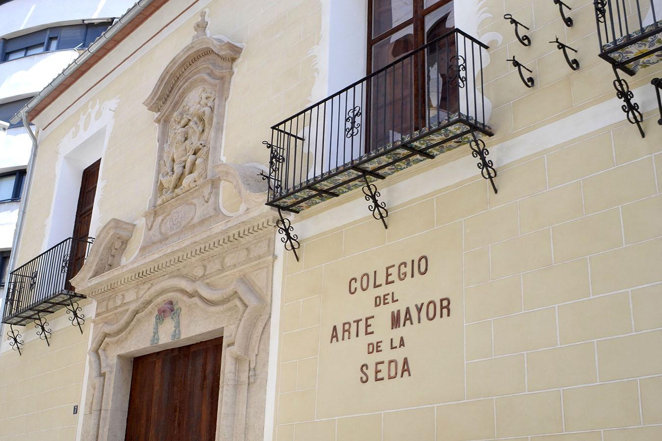 Colegio Arte Mayor de la Seda