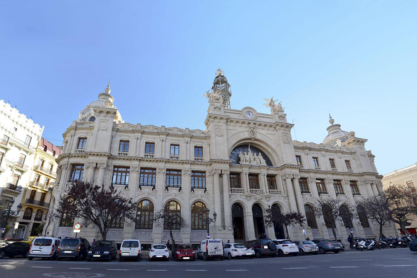 Edificio Correos (València)