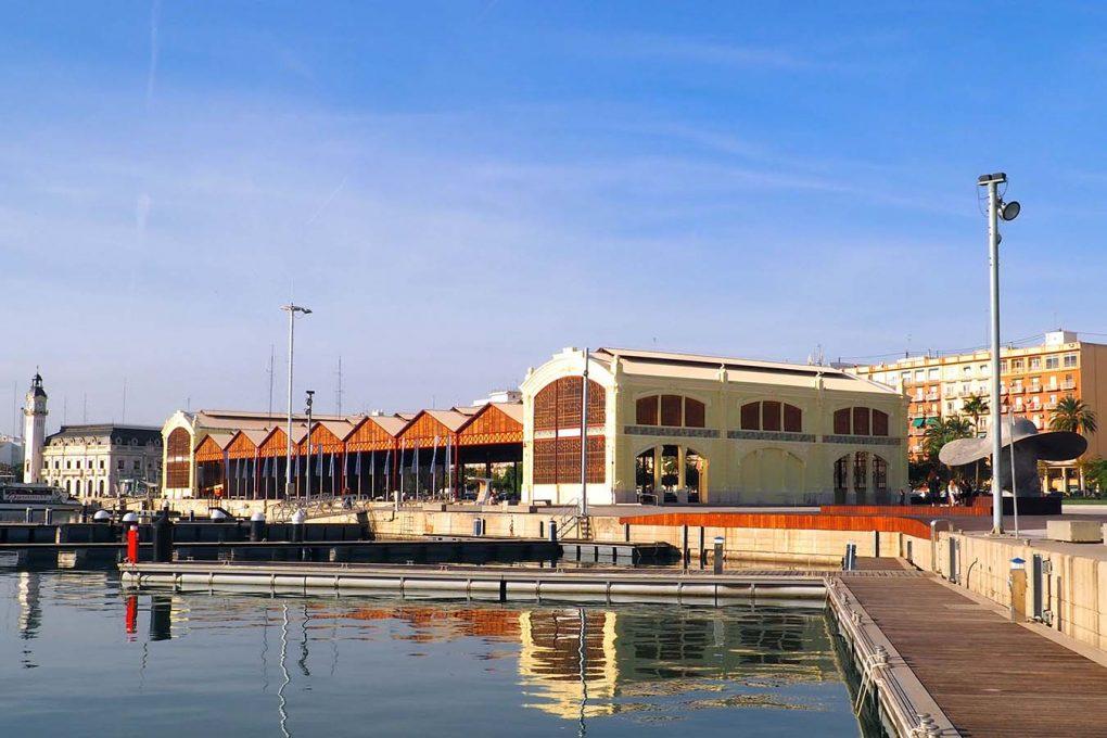 Tinglado 2 Marina de València